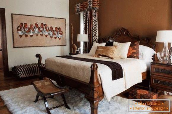 Style ethnique à l\'intérieur - 39 photos de chambres
