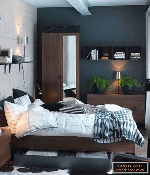 Petite chambre: 25 idées de design
