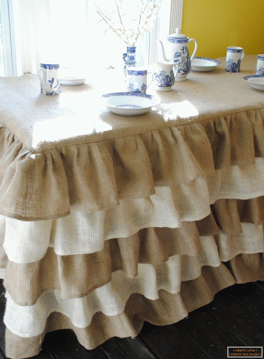Nappe chic