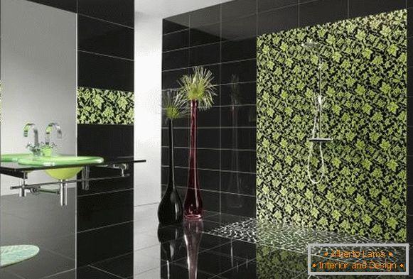 Design de salle de bain à la mode 2015