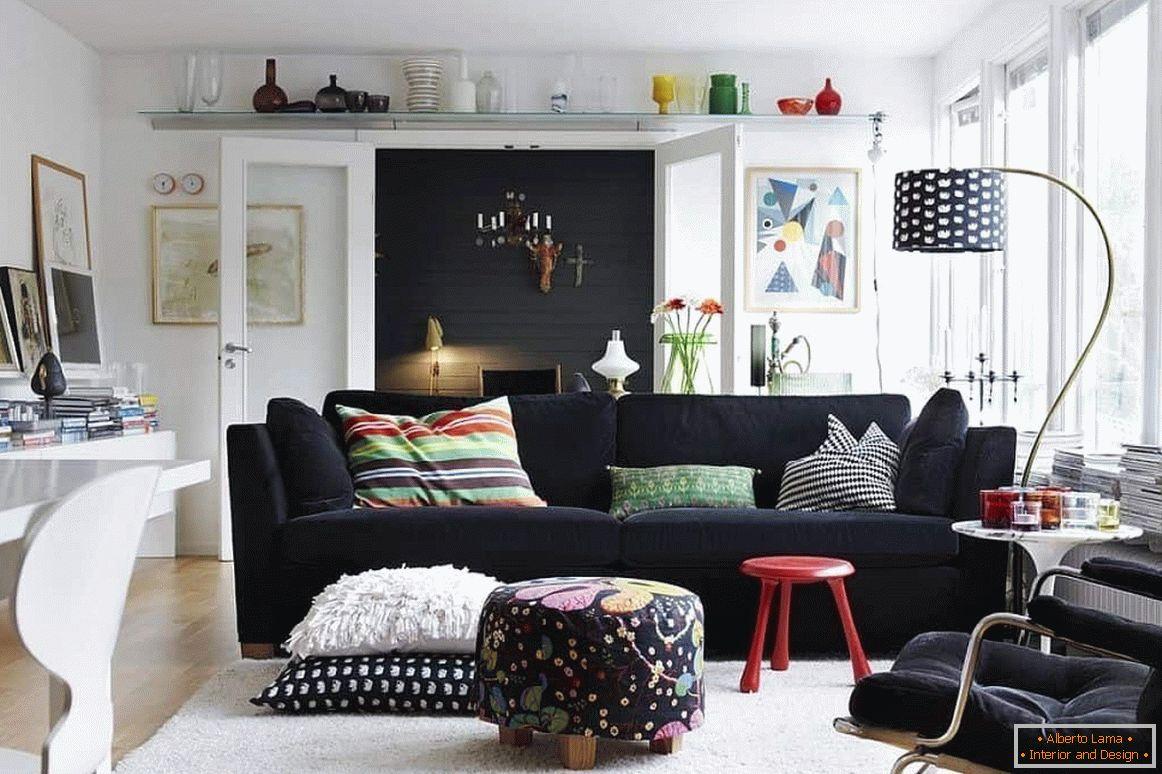 Style classique moderne à l\'intérieur - design photo