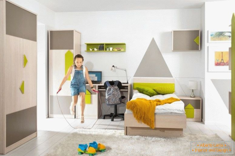 arrow-new-childrens-kids-chambre-à-coucher-coin-armoire-_57